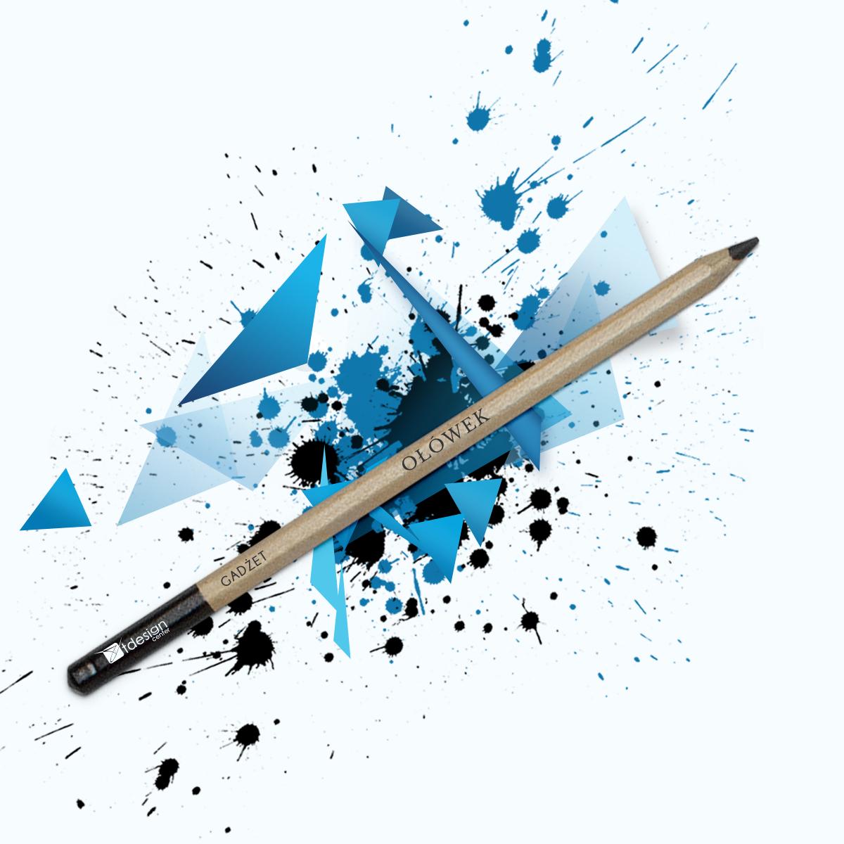 Ołówek reklamowy