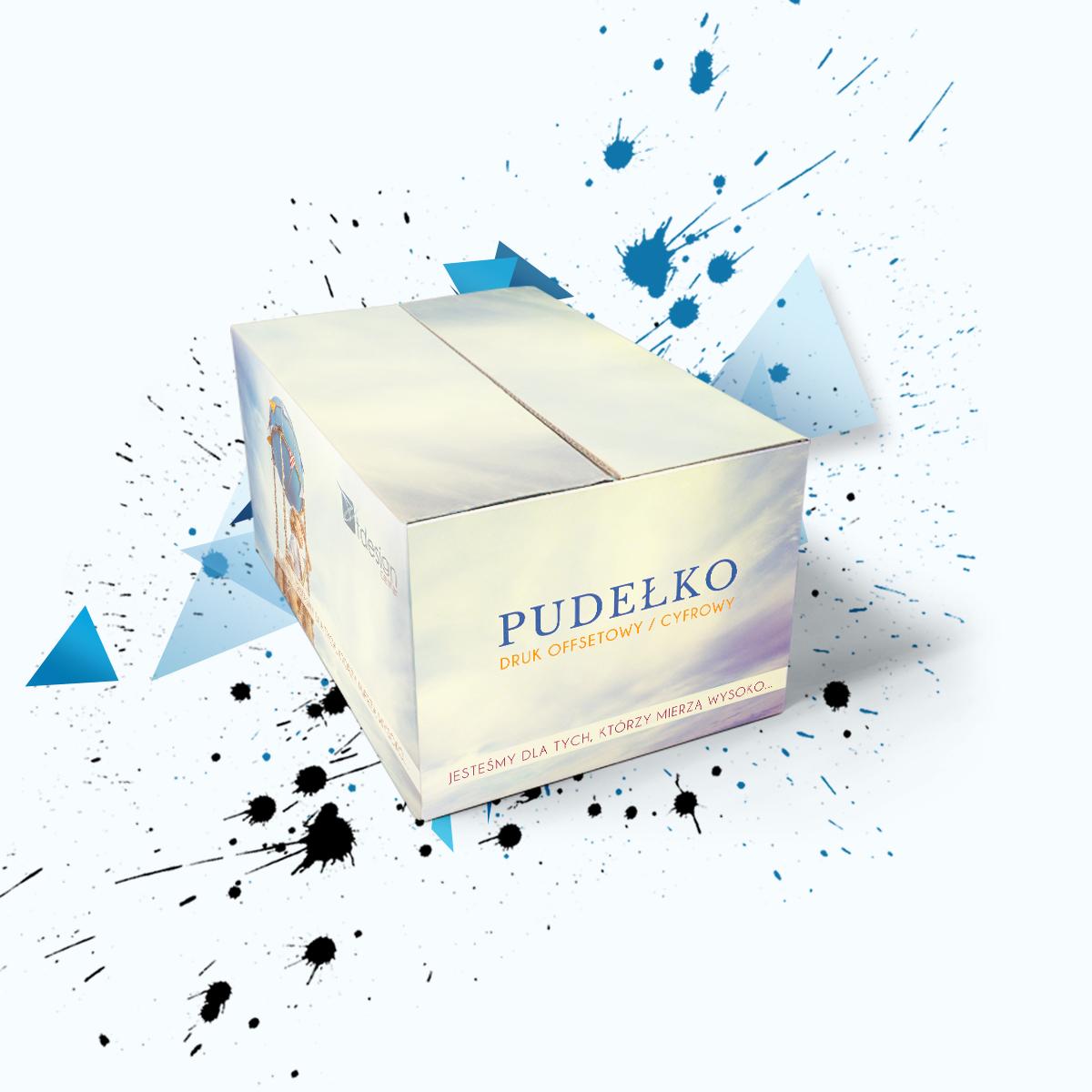 Pudełko firmowe