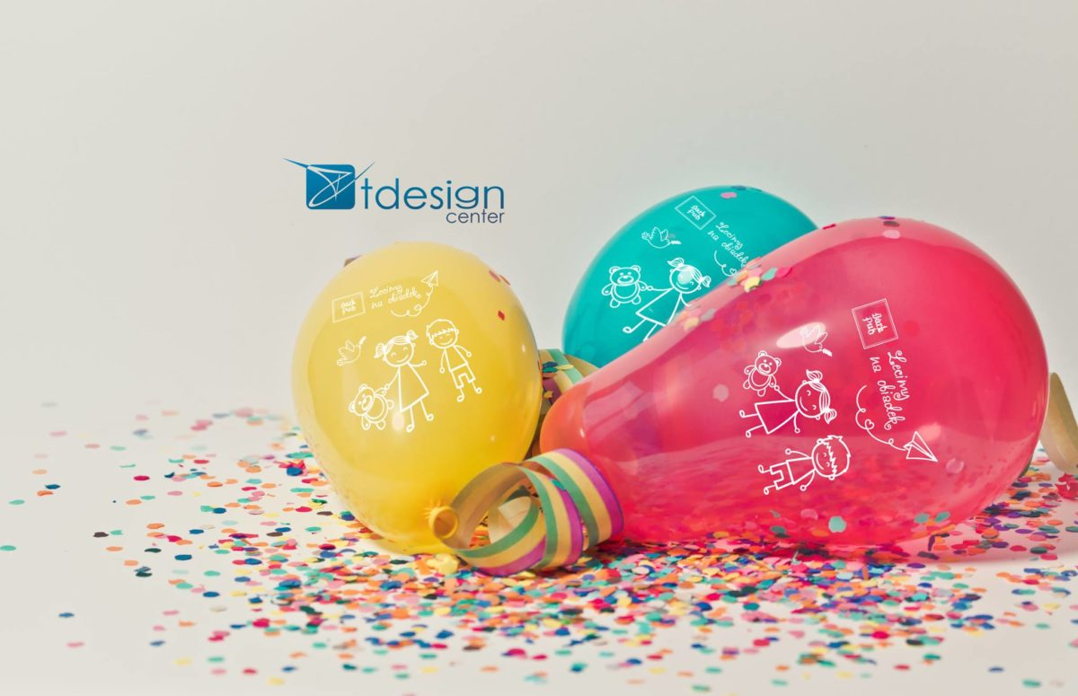Balony reklamowe z nadrukiem Gorlice