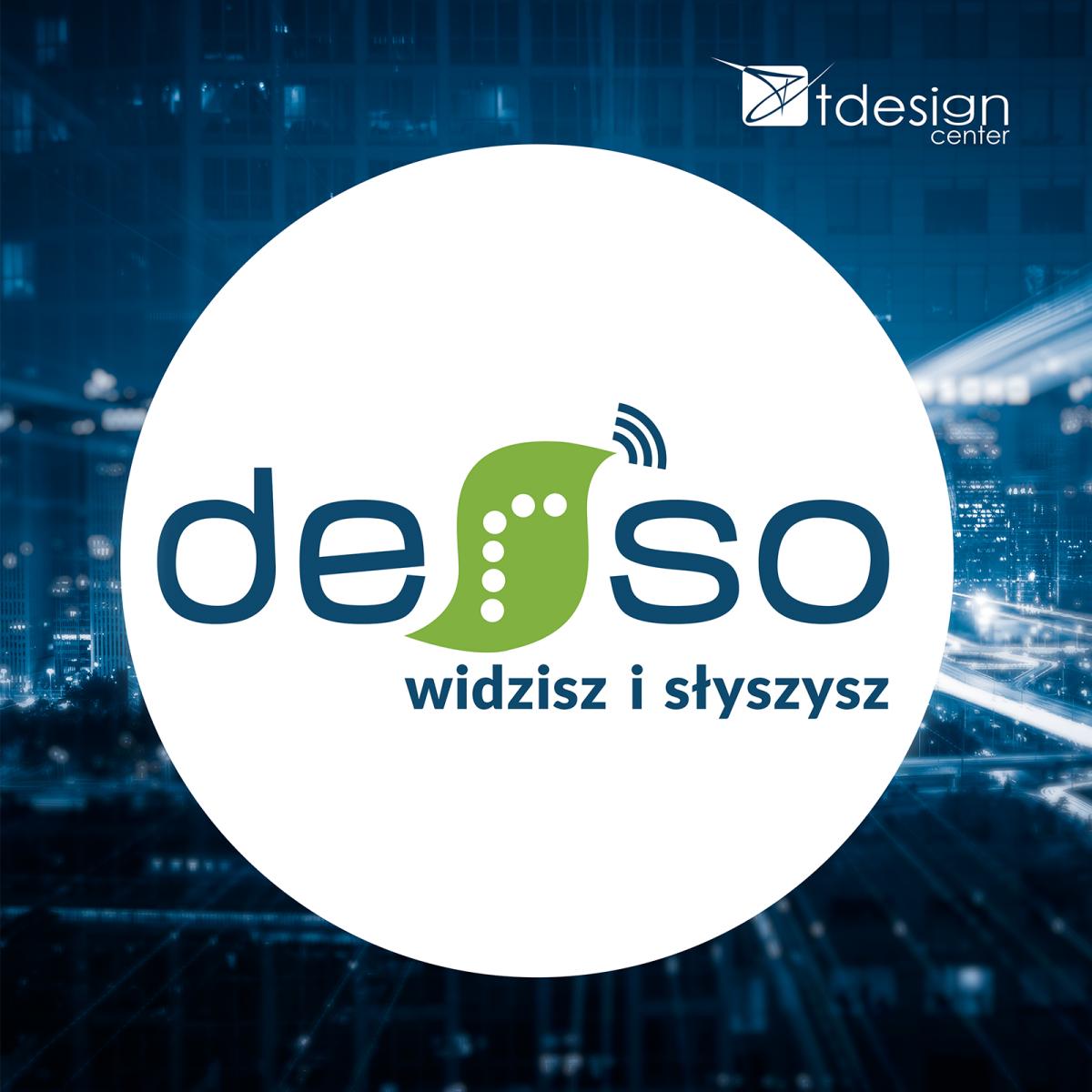 Logo wykonane dla Firmy DERSO
