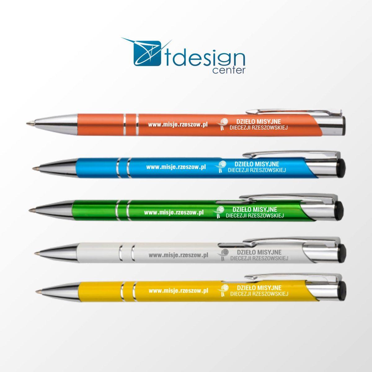Długopisy firmowe reklamowe Gorlice
