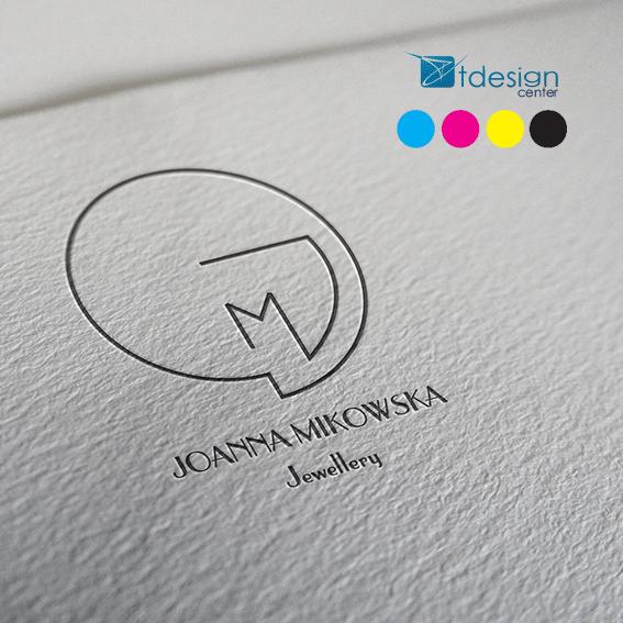 Logo stworzone dla Joanna Mikowska Jewellery