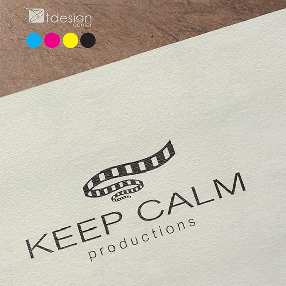 Logo stworzone dla Keep Calm