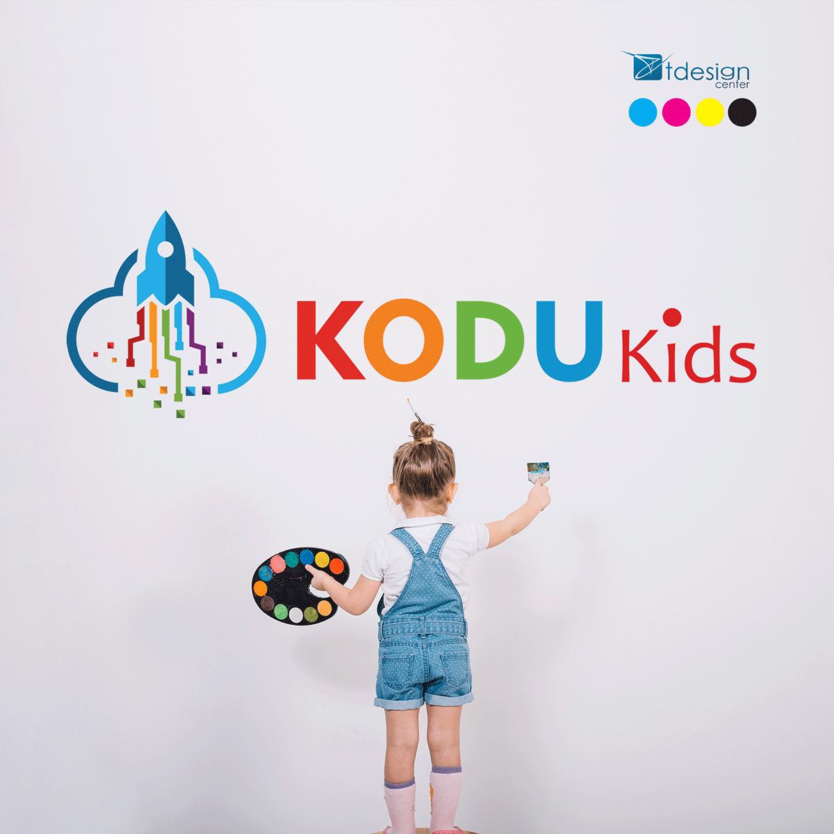 Projekt logo KoduKids