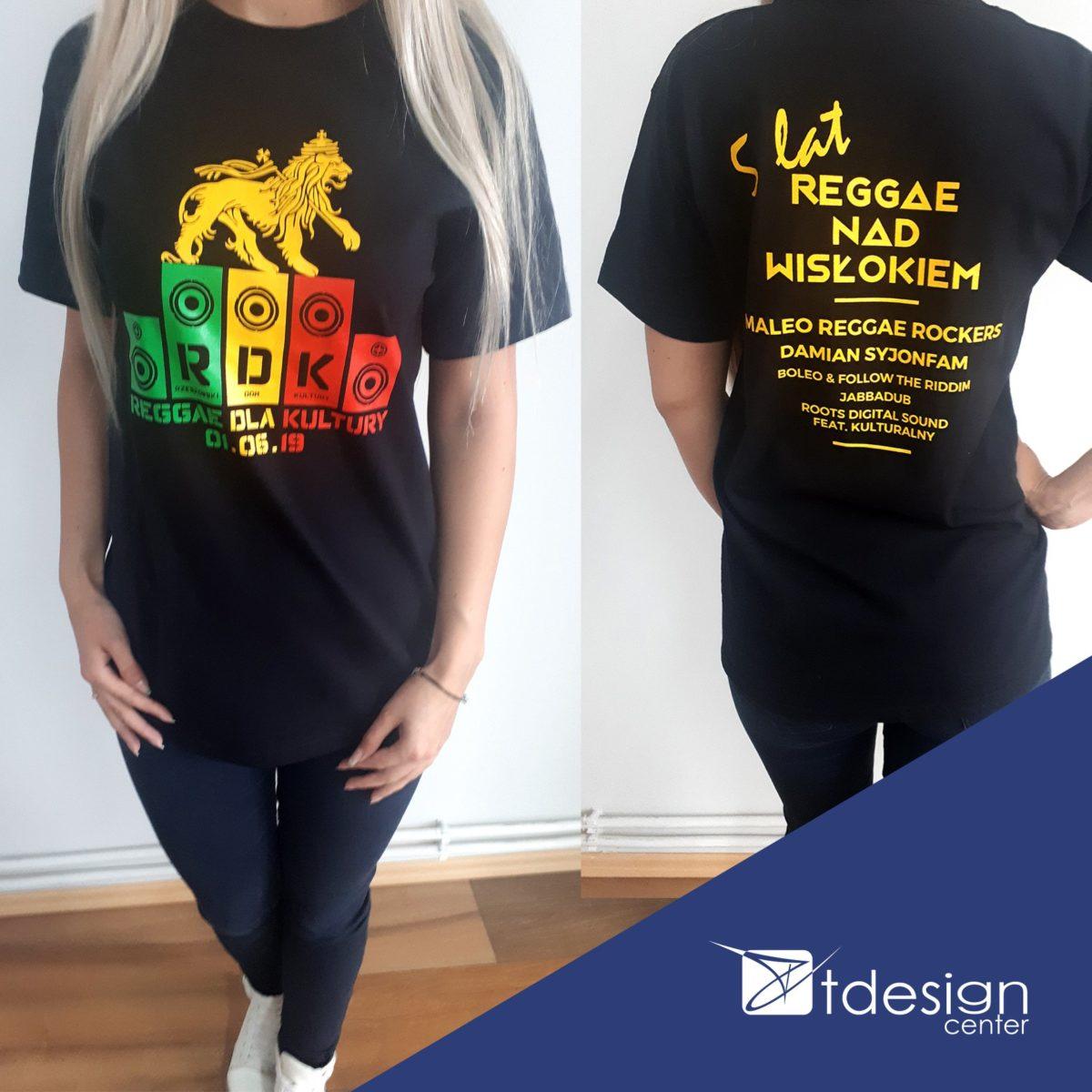 Koszulki z nadrukiem z logo firmowe Gorlice