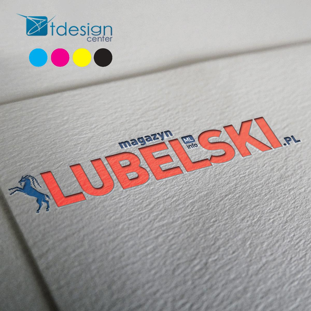 Logo wykonane dla Magazynu Lubelskiego