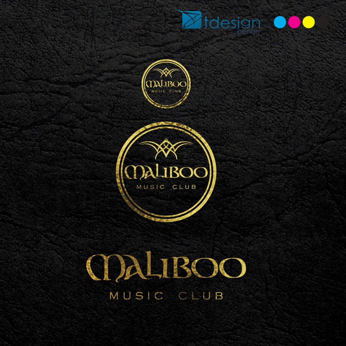 Logo stworzone dla firmy Maliboo