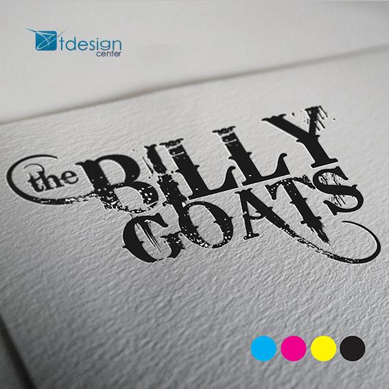 Logo stworzone dla firmy Billy Goats