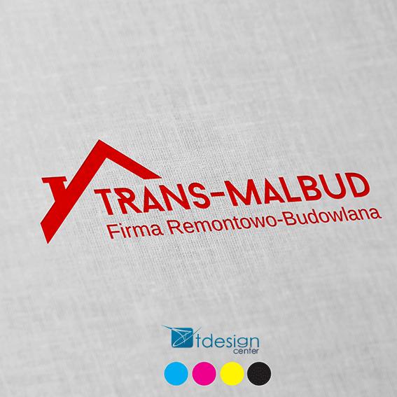 Logo stworzone dla firmy Trans-Malbud