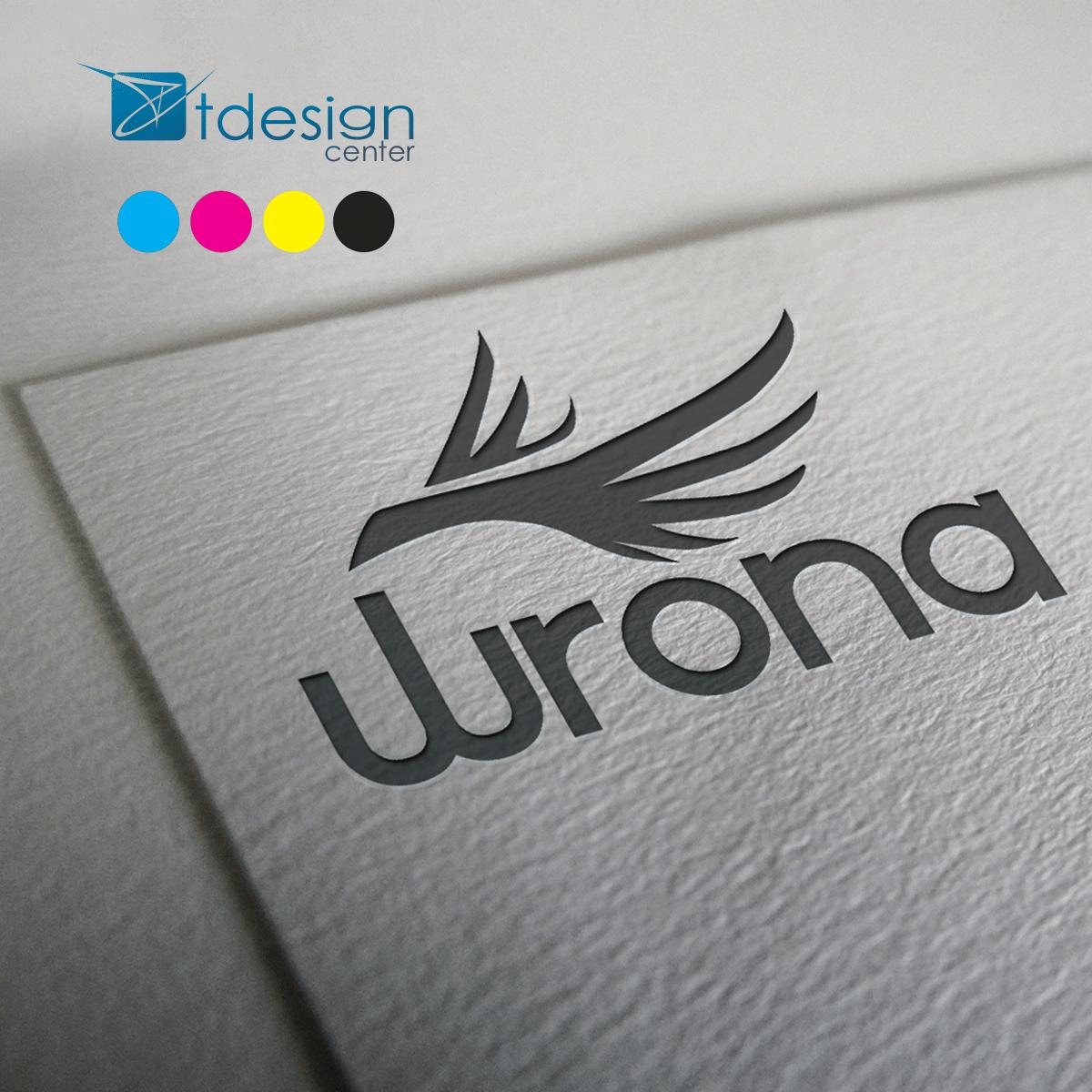 Logo stworzone dla firmy WRONA
