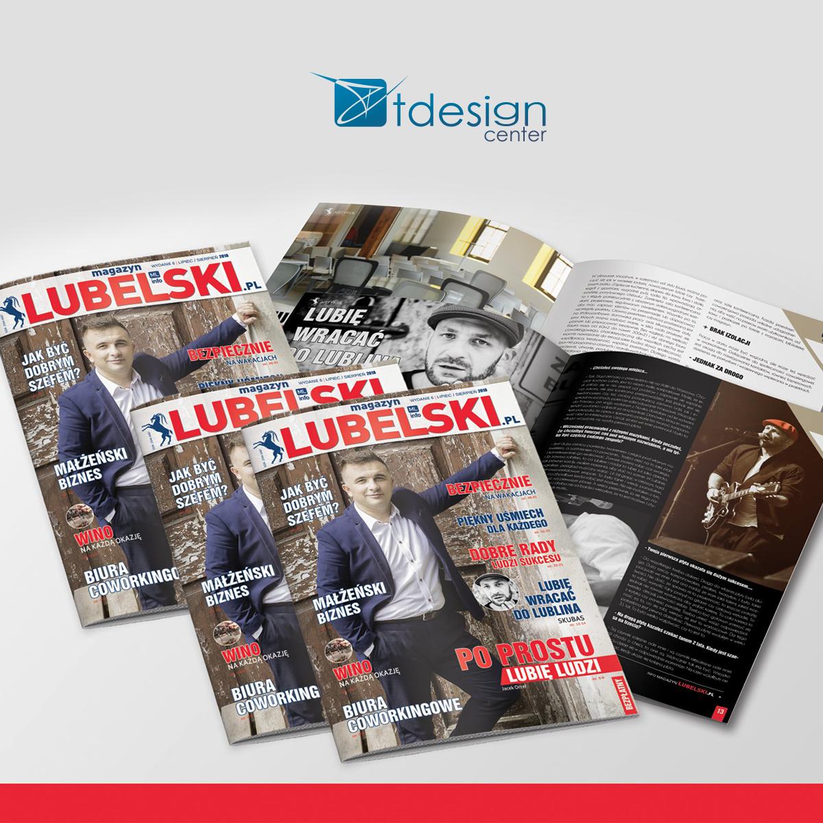 Magazyn Lubelski - SKŁAD DTP