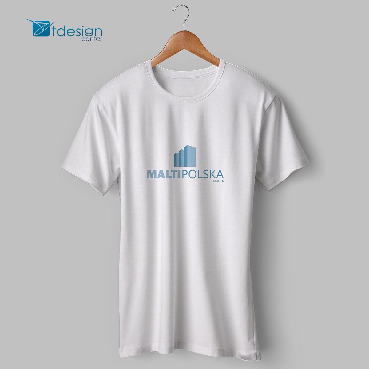 T-shirty z nadrukiem - projekt + realizacja